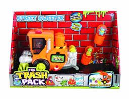 amazon trash pack street sweeper toys u0026 games