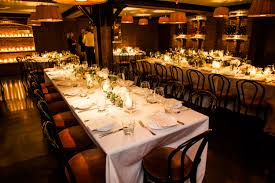 16 great nyc restaurants for your wedding day