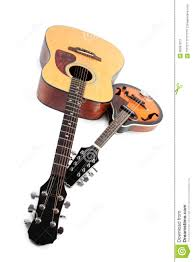 mandolin and acoustic guitar stock photos image 30687913