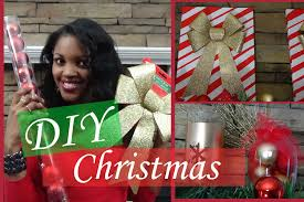 easy christmas decorations dollar tree haul youtube