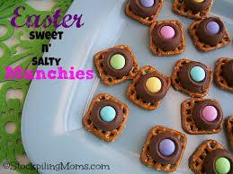 easter sweet n salty munchies