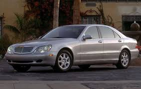 2002 mercedes benz s class information and photos zombiedrive