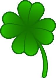 green four leaf clover free clip art