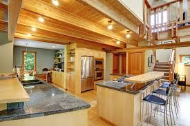 log cabin kitchens cabinets u0026 design ideas designing idea