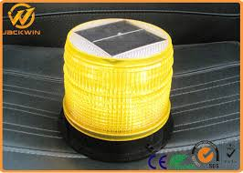 solar powered flashing yellow light powered led amber flashing lights with high intensity sensor manual