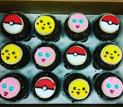 anniversaire theme pokemon pokemon cupcakes by hayleycakes and cookies my cookies