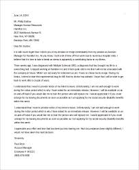 best 20 professional resignation letter ideas on pinterest
