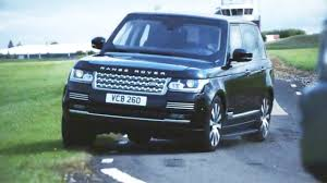 expensive range rover 2016 range rover sentinel luxury armoured suv by land rover