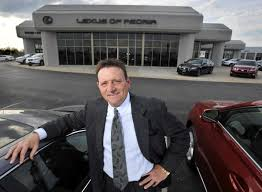 park place lexus general manager former pro athlete bill morton takes the reins at lexus dealership
