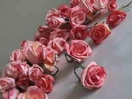 Paper Roses Tutorials Paper Flowers