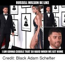 Russell Wilson Wife Meme - russell wilson be like aw l i am gonna cuddle thatso hardwhen we get