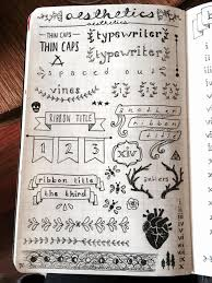 Journal Design Ideas 242 Best Diy Bullet Journal Images On Pinterest Journal Ideas