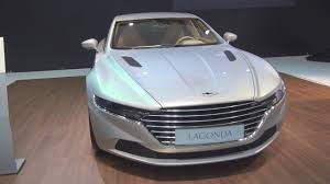 2016 lagonda taraf the 1 aston martin lagonda taraf limited edition 2015 exterior and