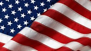 american flag ppt background 34