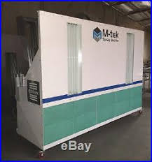 mobile photo booth powder coat paint new mobile prep station paint spray booth