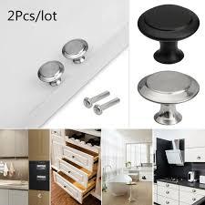 stainless steel kitchen cabinet doors uk diy materials 20pcs door knob cabinet handles cupboard