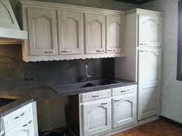 peindre une cuisine en bois peinture pour meuble de cuisine en chene meilleur de meuble cuisine