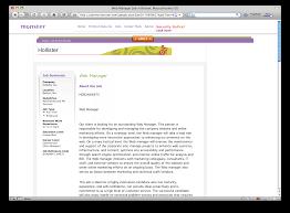 Monster Jobs Resume by Monster Com U2013 Tyler Nichols