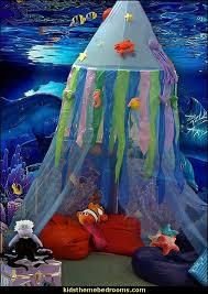 ocean theme bedroom decorating ideas