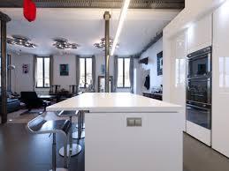 cuisine laquee cuisine blanc laque avec ilot 14 laquee blanche systembase co
