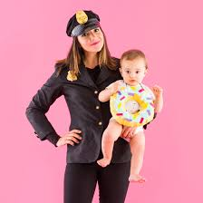 Cops Halloween Costumes 6 Extremely Easy Adorable Costumes Mom Baby