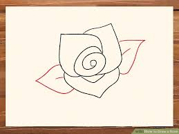 coloring pages alluring rose drawing pictures tattoo drawings