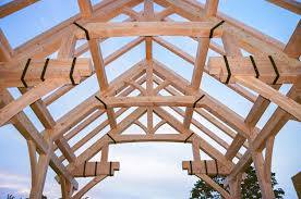 timber frame great room house plans