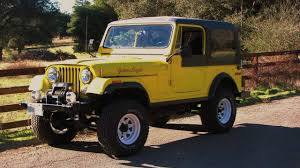 How To Buy A Classic Jeep The Complete Buyer U0027s Guide The Drive