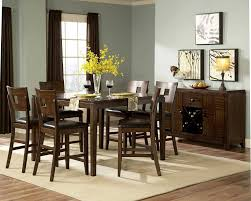 Mixed Dining Room Chairs by How To Decorate Dining Table When Not In Use Floral Motif Parson
