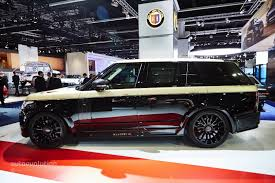 range rover autobiography 2015 mansory ruins range rover autobiography lwb and two porsches in