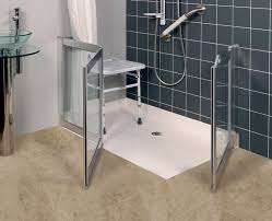 Disabled Half Height Shower Doors Inspire Half Height Shower Doors Door Stair Design
