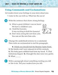 commands and exclamations lesson plans u0026 worksheets