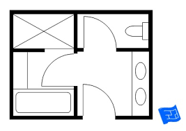 floor plans for bathrooms master bathroom floor plans