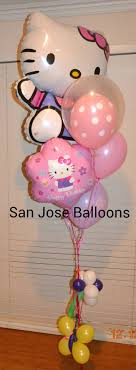 san jose balloon delivery san jose balloons and balloon delivery