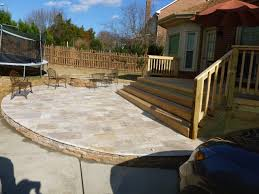 Travertine Patio Blog Archadeck Outdoor Living