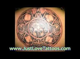 best aztec mexican tattoo designs youtube
