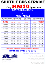 getting here u2013 subang skypark terminal