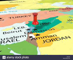 Syria On A Map by Syria Map 3d Stock Photos U0026 Syria Map 3d Stock Images Alamy