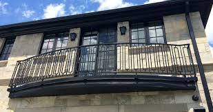 custom balcony fabrication u0026 installer for commercial
