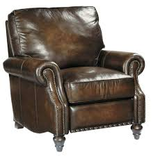 ottoman mission style chair and ottoman recliner with optional