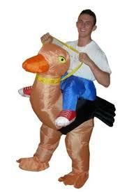 inflatable kids fancy dress costume halloween party hen
