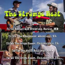 the strange heat home facebook