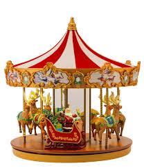 mr merry light up musical carousel dillards