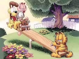 garfield and friends hd garfield and friends comic desktop wallpapers
