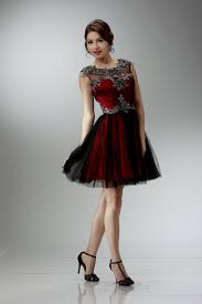 All Black Prom Dress Short Red And Black Prom Dresses Naf Dresses