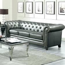 gray chesterfield sofa tufted sofa grey alhenaing me
