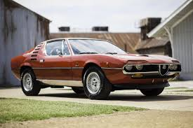 alfa romeo montreal headlights the whole car 1975 alfa romeo montreal album