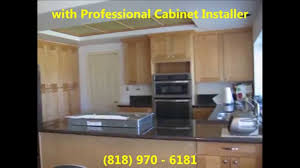 Kitchen Cabinet Installer Slideshow For More Ideas References U0026 Photos Kitchen Cabinets