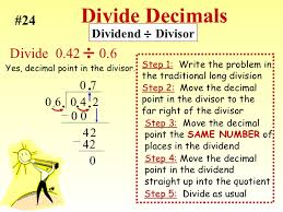 multiplying and dividing decimals lessons tes teach