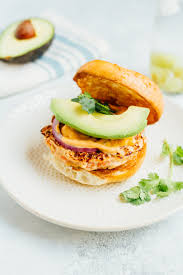 sriracha mayo nutrition teriyaki salmon burgers with sriracha mayo eating bird food